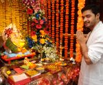 Ganesh Festival - Shreyas Talpade