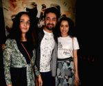 "Special screening of film ""Paltan"" - Siddhanth Kapoor, Shivangi Kolhapure and Shraddha Kapoor"