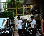 Siddharth Malhotra seen outside Ekta Kapoor's house