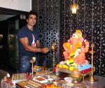 Ganesh Festival - Sonu Sood