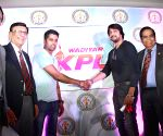 Karnataka Premier Leaguepress conference