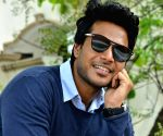 Sundeep Kishan during a interview