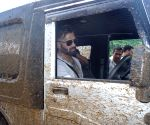 Suniel Shetty at the Mud Skull Adventure