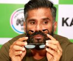 Suniel Shetty during a promotional programme
