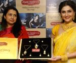 Swastika Mukherjee at jewellery store launch