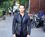 Tiger Shroff seen at Filmistan Studio