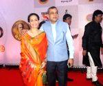 Maharashtra State Marathi Film Awards - Kay Kay Menon, Nivedita Bhattacharya, Paresh Rawal, Swaroop Sampat