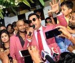 Radha Mohan Singh, Ravi Kishan inaugurate a store in Bihar