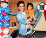 Tussar Kapoor celebrates his son Laksshay first birthday