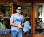 Tusshar Kapoor seen at Bandra