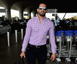 Upen Patel seen at airport