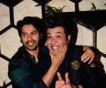 Varun Sharma's birthday party