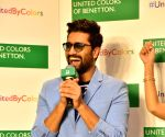 Vicky Kaushal at a store launch