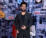 "Vicky Kaushal during the grand finale of ""Times Fresh face 201"
