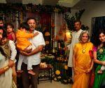 : Mumbai: Bollywood bid adieu to God Ganesh - 5th Day