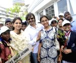 'I Love Mumbai' - inauguration