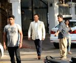 Vivek Oberoi seen at Juhu