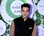 Red carpet of Asia Spa Fit & Fabulous Awards 2018 - Zayed Khan