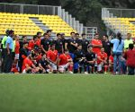 Celebrity football match organized by Ira Khan