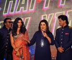 Trailer launch of film Happy New Year