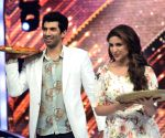 Promotion of film Daawat-e-Ishq on the sets of Jhalak Dikhhla Jaa