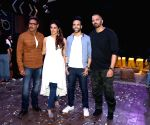 "Promotion of film ""Golmaal Again""- Ajay Devgan, Tabu, Tusshar Kapoor and Rohit Shetty"