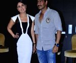 Launch of Singham time wear collection by Police