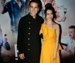 "Screening of film ""Ranchi Diaries"" - Akshay Kumar and Soundarya Sharma"