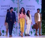 Marks & Spencer Spring Summer launch - Ali Fazal and Esha Gupta