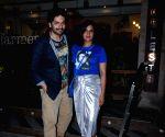 Ali Fazal and Richa Chadha seen at Bandra