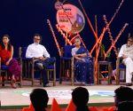 """Rashtriya Swachhta Diwas"""" - Alia Bhatt, Amitabh Bachchan, Jaya Bachchan and Rakesh Omprakash Mehra"""