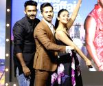 Promotion of film Badrinath Ki Dulhania
