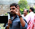 Telugu Kotha Janta Movie Making Stills