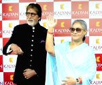 Amitabh Bachchan, Jaya Bachchan inaugurate jewellery store
