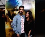 "Special screening of film ""Soorma"" - Angad Bedi and Chitrangada Singh"