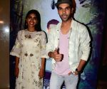 "Special Screening of film ""Newton""- Anjali Patil and Rajkumar Rao"