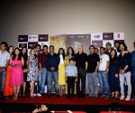 "Film ""One Day: Justice Delivered"" trailer launch - Anupam Kher, Esha Gupta, Ashok Nanda"