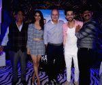 "Promotion of film ""Ranchi Diaries"" - Anupam Kher, Soundarya Sharma,Himansh Kohli, Satish Kaushik and Director Sattwik Mohanty"