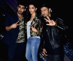 Promotion of film Finding Fanny on the sets of India's Raw Star