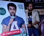 Ayushmann Khurana endorses PETA campaign for dogs