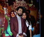 """Success party of film """"Shubh Mangal Savdhan""""- Bhumi Pednekar,Ayushmann Khurrana"""
