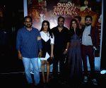 """Success party of film """"Shubh Mangal Savdhan""""-Bhumi Pednekar,Ayushmann Khurrana,Anand L Rai"""