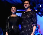 Lakme Fashion Week Winter/Festive 2019 - Divyanka Tripathi and Vivek Dahiya