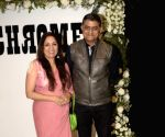 "Chrome picture's15th anniversary and ""Badhaai Ho"" success party"