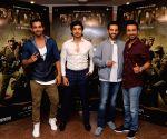 "Promotion of film ""Paltan"" - Harshvardhan Rane, Gurmeet Choudhary, Luv Sinha and Siddhanth Kapoor"
