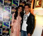 Promotion of film Mohenjo Daro on the sets of The Kapil Sharma Show