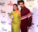 "Filmfare Glamour & Style Awards 2017"" - Huma Qureshi and Saqib Saleem"