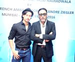 Father-son duo Jackie Shroff and Tiger Shroff have three back-to-back shoots each