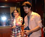Janhvi Kapoor, Ishaan Khatter seen at Juhu