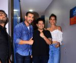 "Promotion of film ""Satyameva Jayate"" - John Abraham, Aisha Sharma and Milap Zaveri"